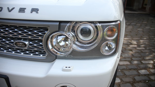 2007 Range Rover V8 Supercharged For Sale (picture 82 of 139)