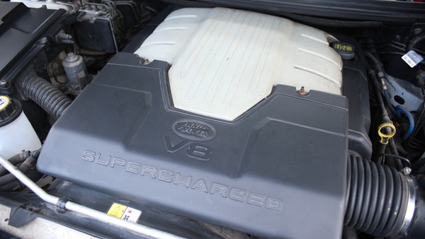 2007 Range Rover V8 Supercharged For Sale (picture 112 of 139)