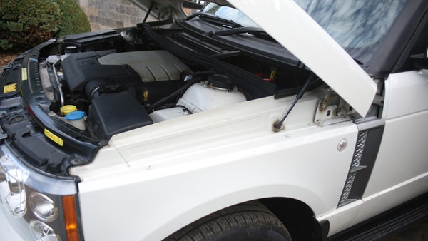 2007 Range Rover V8 Supercharged For Sale (picture 93 of 139)