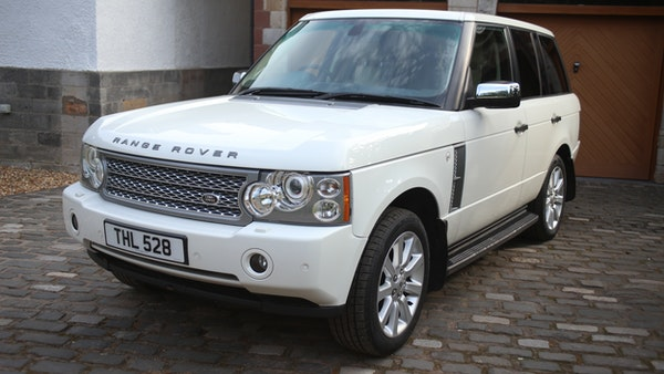 2007 Range Rover V8 Supercharged For Sale (picture 1 of 139)