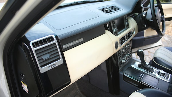 2007 Range Rover V8 Supercharged For Sale (picture 45 of 139)