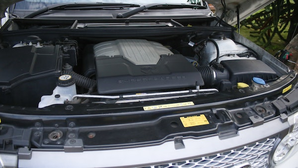 2007 Range Rover V8 Supercharged For Sale (picture 103 of 139)