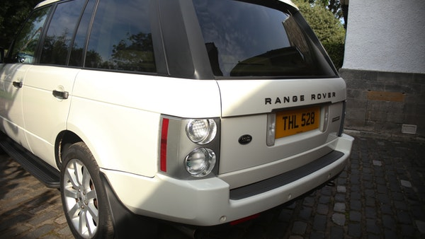 2007 Range Rover V8 Supercharged For Sale (picture 86 of 139)