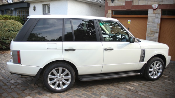 2007 Range Rover V8 Supercharged For Sale (picture 9 of 139)