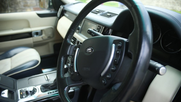 2007 Range Rover V8 Supercharged For Sale (picture 41 of 139)
