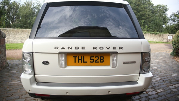 2007 Range Rover V8 Supercharged For Sale (picture 11 of 139)