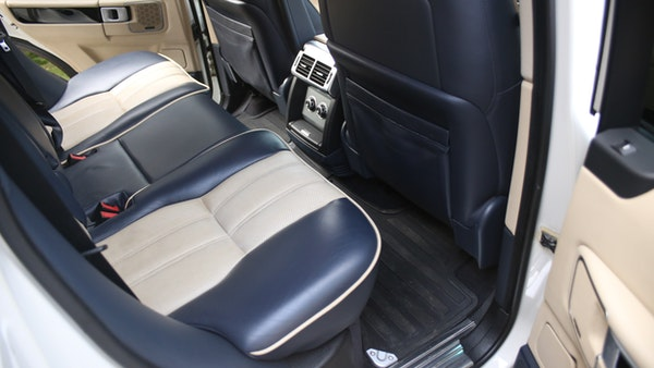 2007 Range Rover V8 Supercharged For Sale (picture 57 of 139)