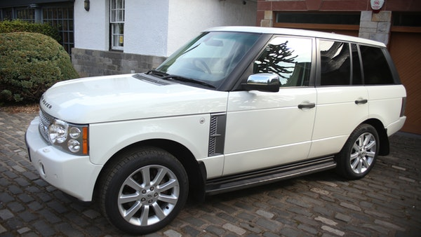 2007 Range Rover V8 Supercharged For Sale (picture 3 of 139)