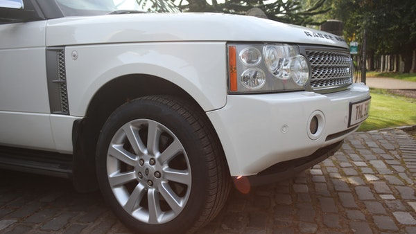 2007 Range Rover V8 Supercharged For Sale (picture 80 of 139)