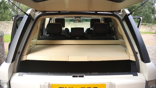 2007 Range Rover V8 Supercharged For Sale (picture 60 of 139)