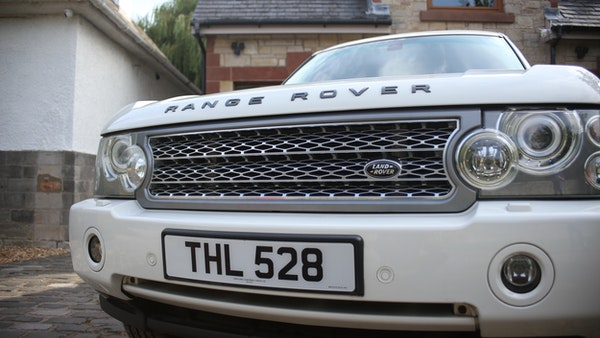 2007 Range Rover V8 Supercharged For Sale (picture 109 of 139)