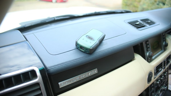 2007 Range Rover V8 Supercharged For Sale (picture 68 of 139)