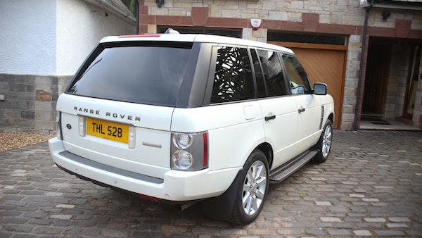 2007 Range Rover V8 Supercharged For Sale (picture 8 of 139)