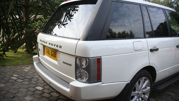 2007 Range Rover V8 Supercharged For Sale (picture 12 of 139)