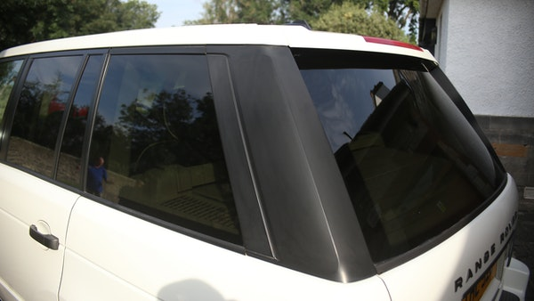2007 Range Rover V8 Supercharged For Sale (picture 84 of 139)