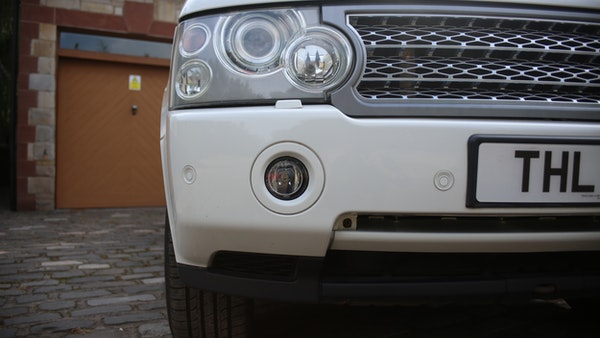 2007 Range Rover V8 Supercharged For Sale (picture 85 of 139)