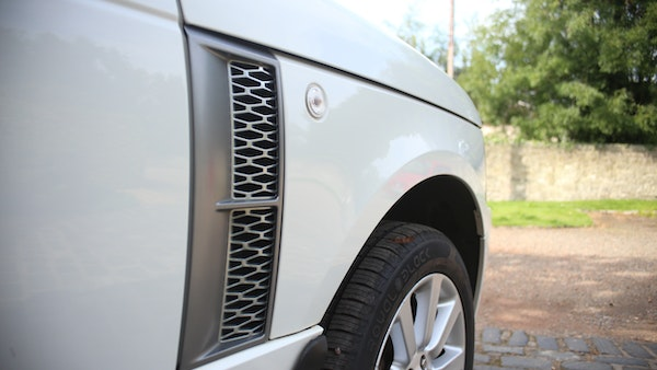 2007 Range Rover V8 Supercharged For Sale (picture 76 of 139)