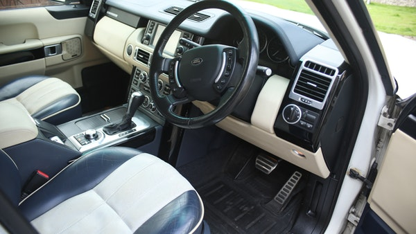 2007 Range Rover V8 Supercharged For Sale (picture 40 of 139)
