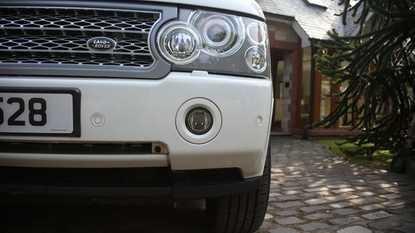 2007 Range Rover V8 Supercharged For Sale (picture 96 of 139)