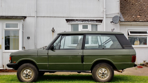 RESERVE LOWERED - 1989 Range Rover Turbo D For Sale (picture 4 of 113)