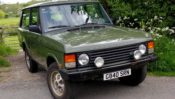 RESERVE LOWERED - 1989 Range Rover Turbo D For Sale (picture 1 of 113)
