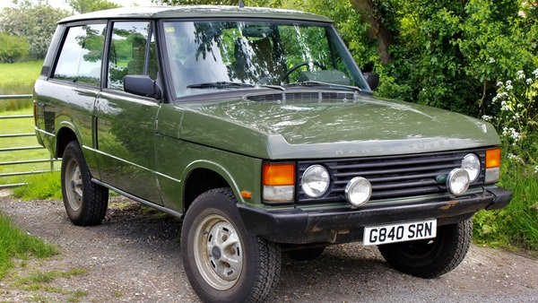 RESERVE LOWERED - 1989 Range Rover Turbo D For Sale (picture 6 of 113)