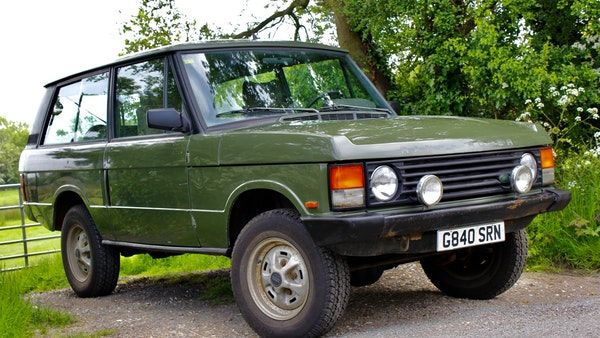 RESERVE LOWERED - 1989 Range Rover Turbo D For Sale (picture 5 of 113)