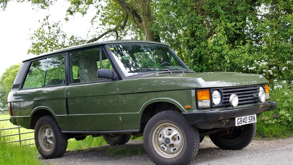 RESERVE LOWERED - 1989 Range Rover Turbo D For Sale (picture 7 of 113)