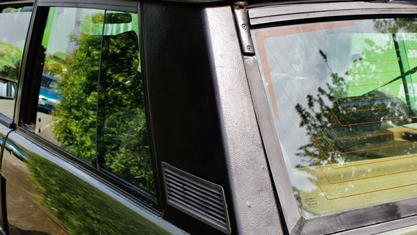 RESERVE LOWERED - 1989 Range Rover Turbo D For Sale (picture 74 of 113)