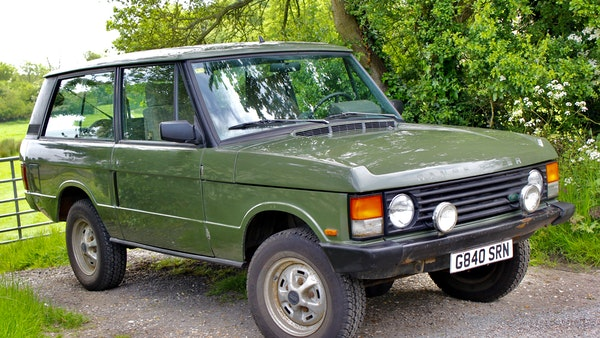 RESERVE LOWERED - 1989 Range Rover Turbo D For Sale (picture 3 of 113)