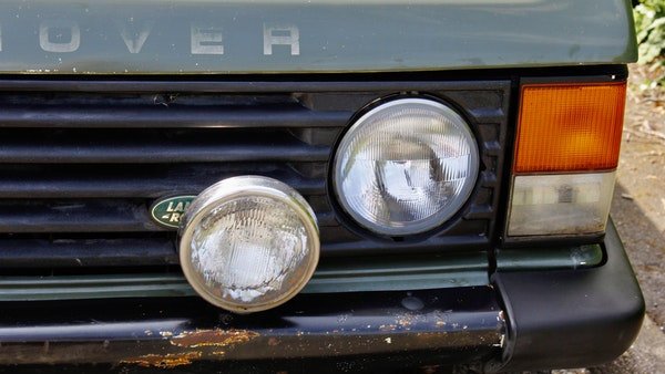 RESERVE LOWERED - 1989 Range Rover Turbo D For Sale (picture 71 of 113)