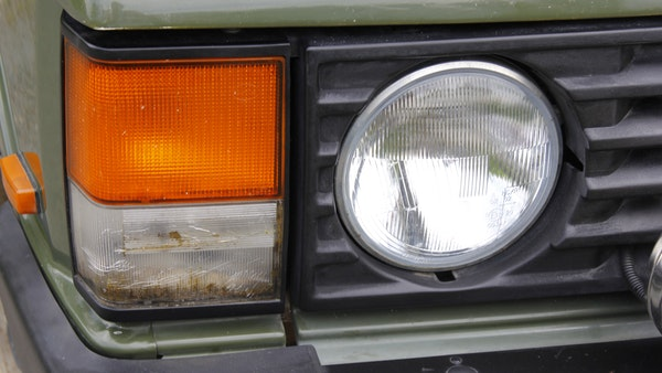 RESERVE LOWERED - 1989 Range Rover Turbo D For Sale (picture 45 of 113)
