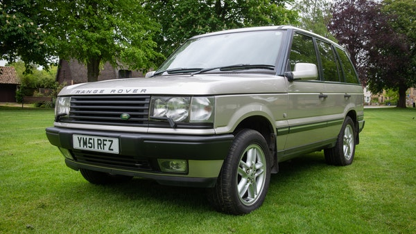 2001 Range Rover Vogue For Sale (picture 5 of 77)
