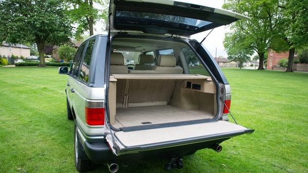 2001 Range Rover Vogue For Sale (picture 54 of 77)