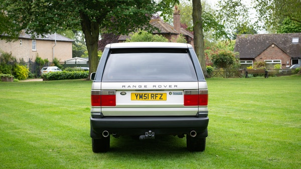 2001 Range Rover Vogue For Sale (picture 10 of 77)