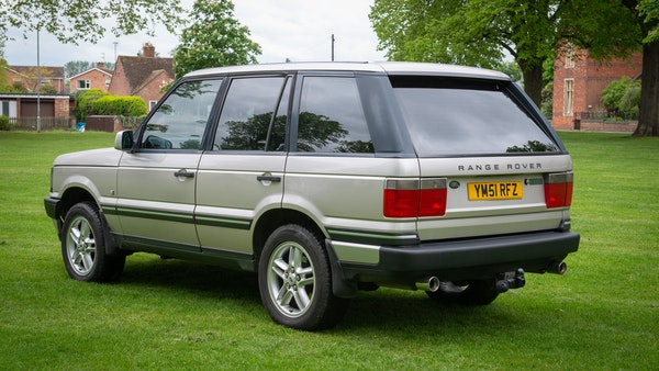 2001 Range Rover Vogue For Sale (picture 15 of 77)