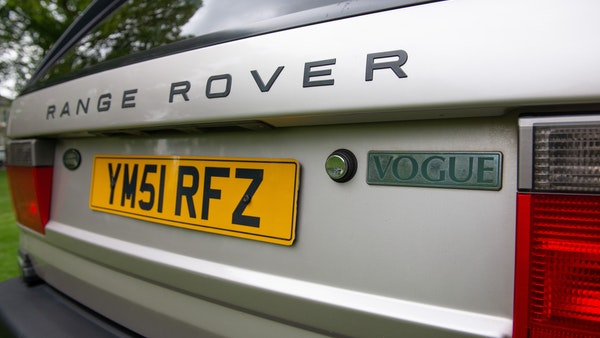 2001 Range Rover Vogue For Sale (picture 21 of 77)