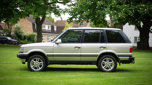 2001 Range Rover Vogue For Sale (picture 9 of 77)