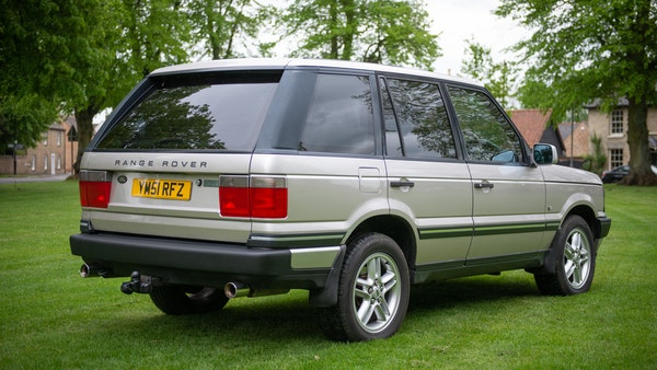2001 Range Rover Vogue For Sale (picture 16 of 77)