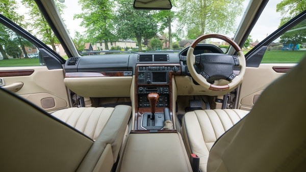 2001 Range Rover Vogue For Sale (picture 27 of 77)