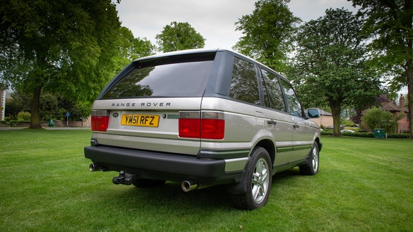 2001 Range Rover Vogue For Sale (picture 7 of 77)