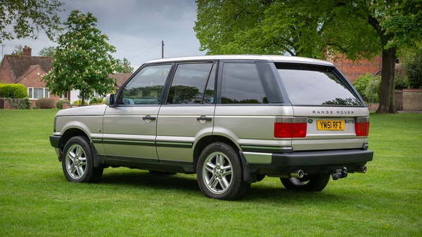 2001 Range Rover Vogue For Sale (picture 6 of 77)