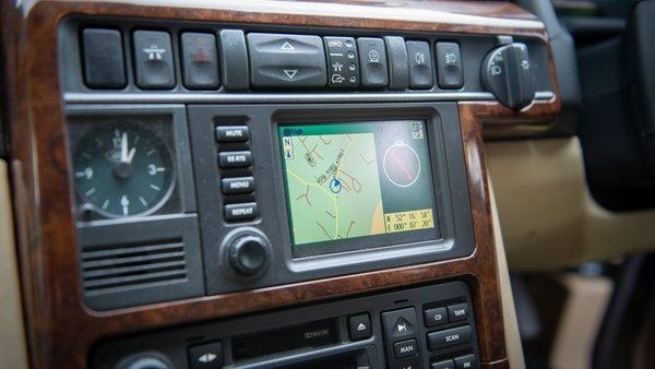 2001 Range Rover Vogue For Sale (picture 44 of 77)