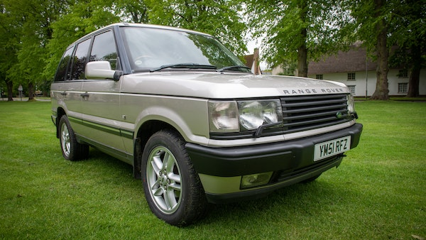 2001 Range Rover Vogue For Sale (picture 19 of 77)