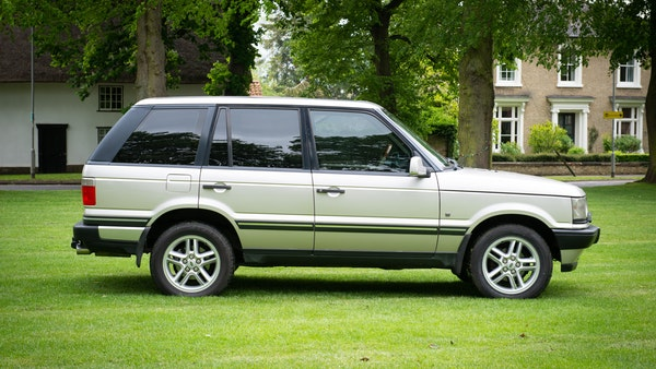 2001 Range Rover Vogue For Sale (picture 11 of 77)