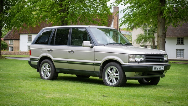 2001 Range Rover Vogue For Sale (picture 3 of 77)
