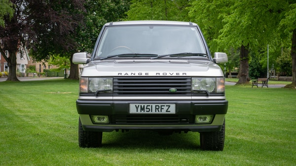 2001 Range Rover Vogue For Sale (picture 12 of 77)