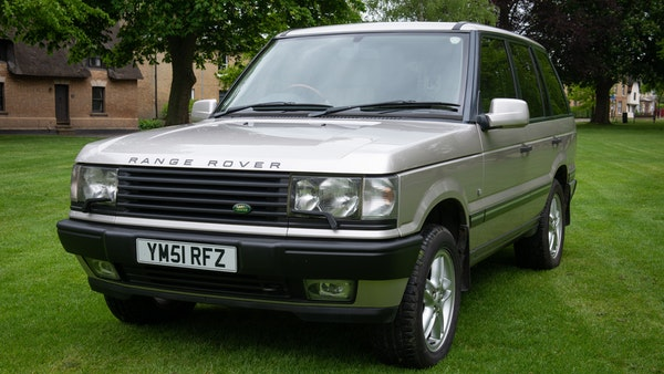 2001 Range Rover Vogue For Sale (picture 14 of 77)