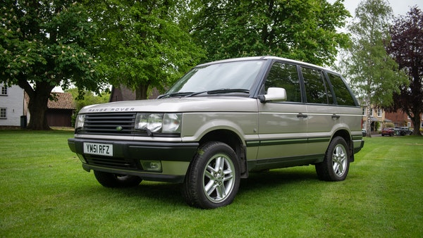 2001 Range Rover Vogue For Sale (picture 18 of 77)