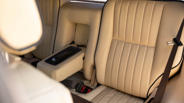 1998 Range Rover P38 50th Anniversary 'Vogue 50' Limited Edition For Sale (picture 59 of 82)